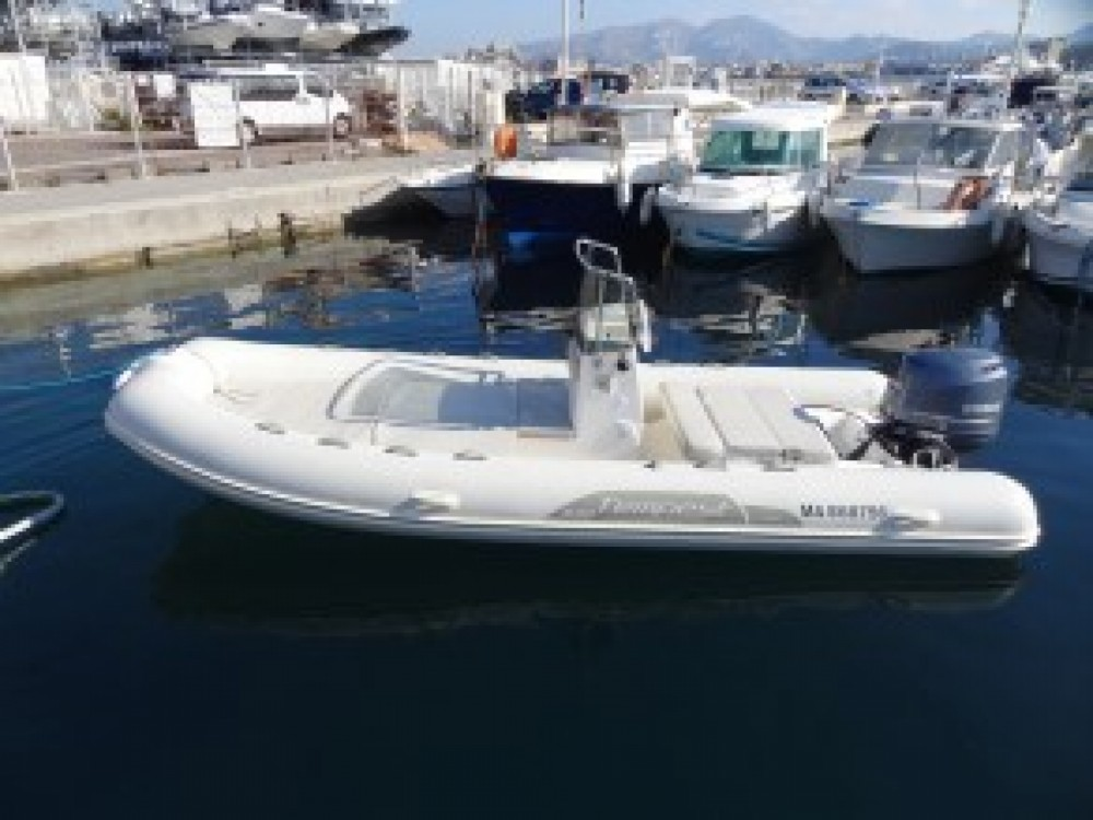 Boat rental Marseille cheap Tempest 530