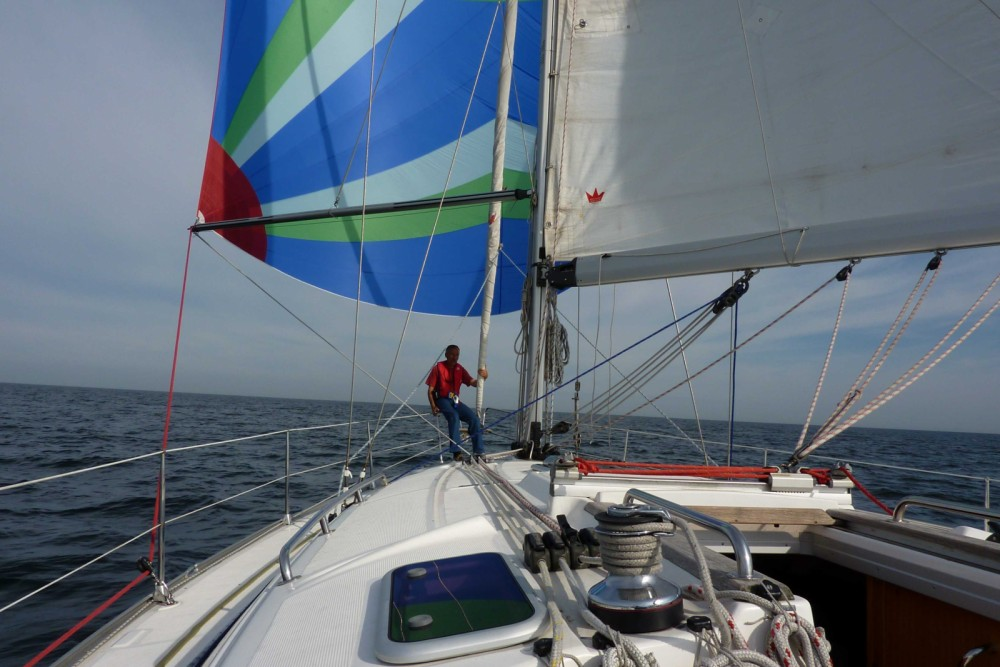 Rental Sailboat in Dieppe - Bavaria Bavaria 38