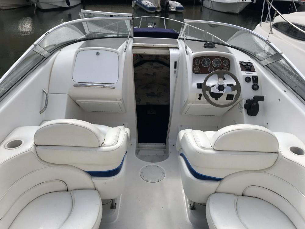 Boat rental Mandelieu-la-Napoule cheap Concept 25