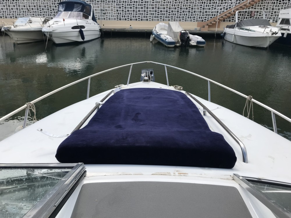 Hire Motor boat with or without skipper Chris Craft Mandelieu-la-Napoule