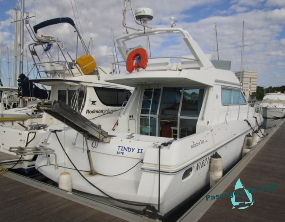 Boat rental Vendres cheap Mochi Craft 42 Fly