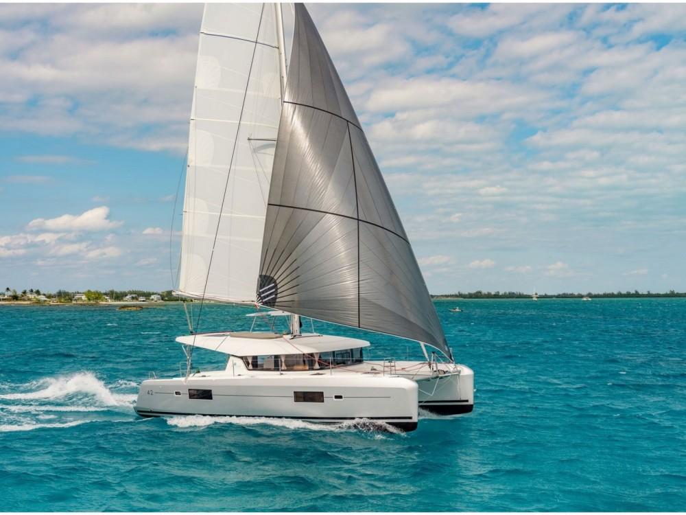 Rental yacht ACI Marina Split - Lagoon Lagoon 42 on SamBoat