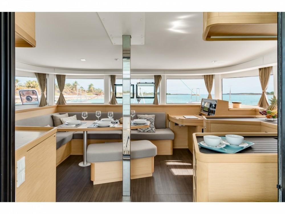 Hire Catamaran with or without skipper Lagoon ACI Marina Split