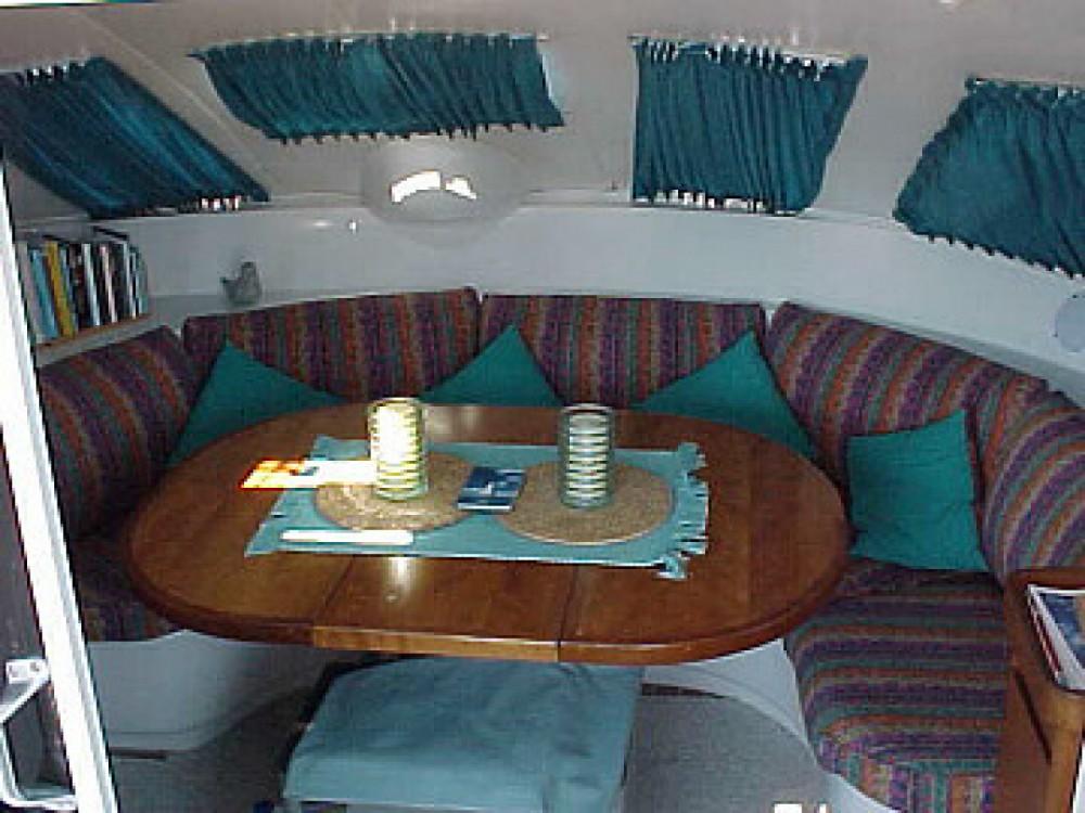 Catamaran for rent ACI Marina Split at the best price