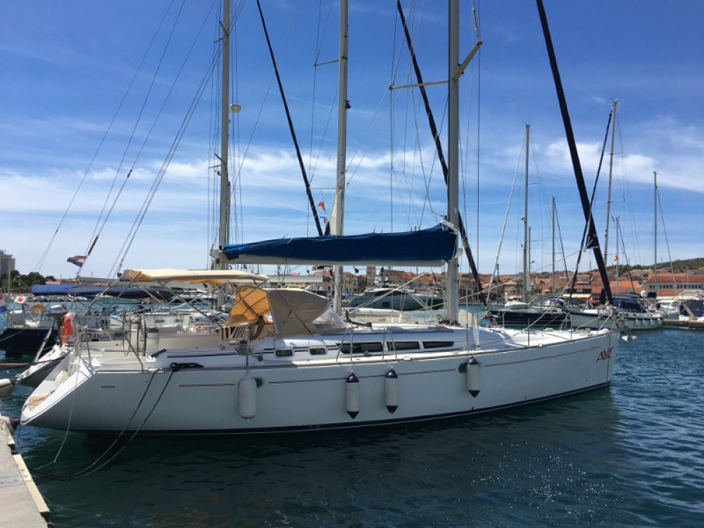 Rental yacht Vodice - Jeanneau Sun Odyssey 49 on SamBoat