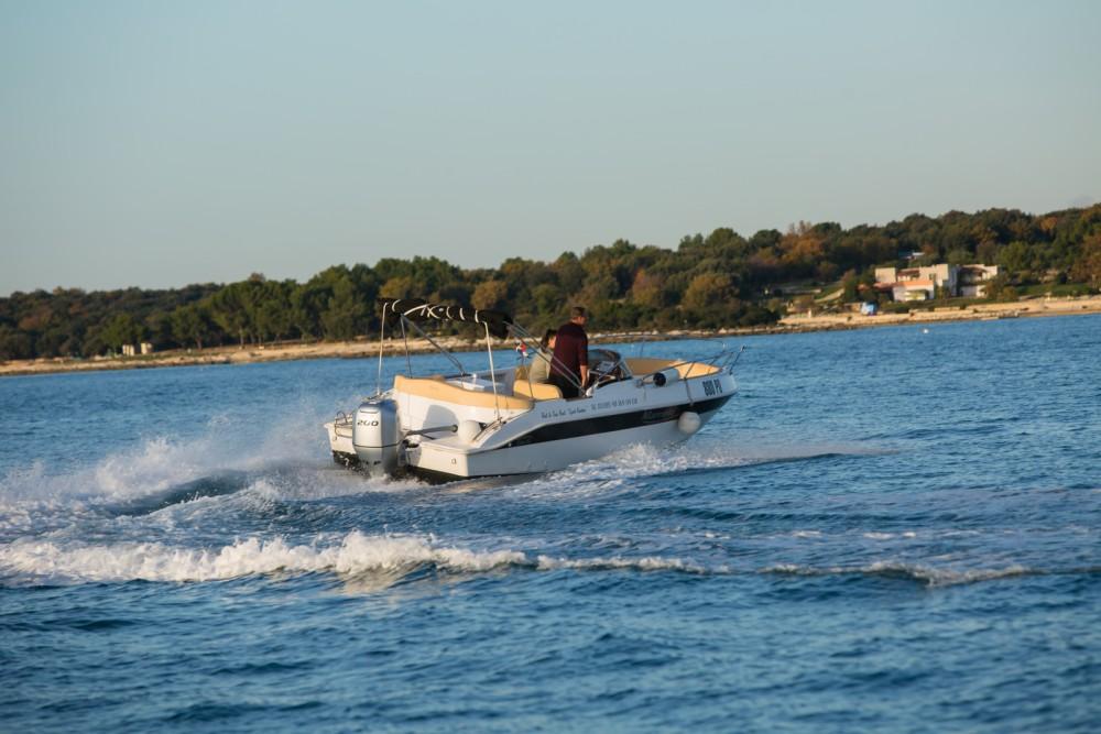 Rental yacht Orsera - Marinello MARINELLO 22 EDEN OPEN on SamBoat