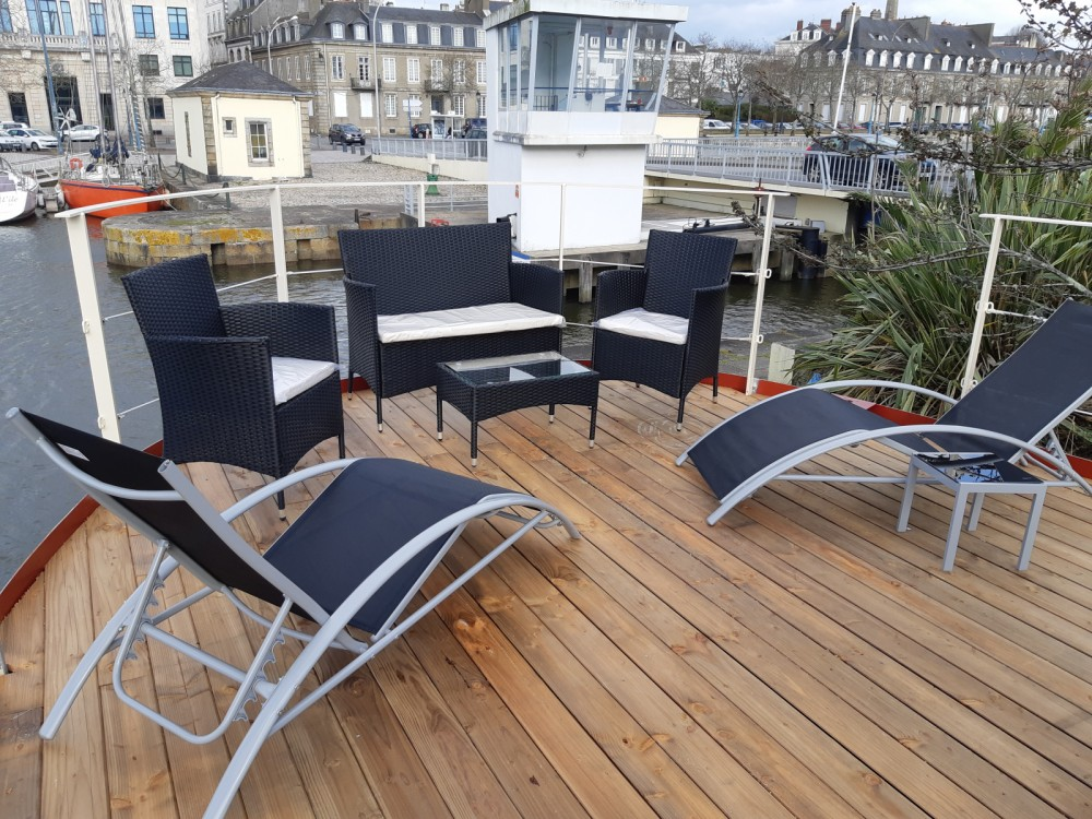 Remorqueur  250 cv between personal and professional Brittany