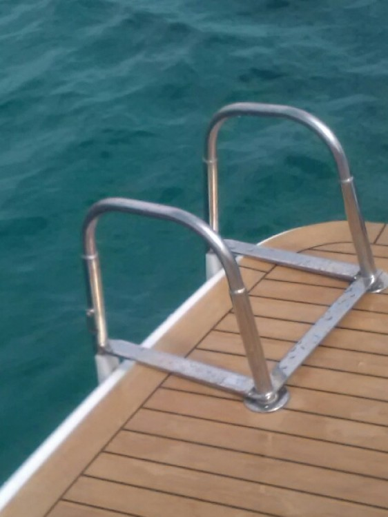 Hire Motorboat with or without skipper Fjord Antibes