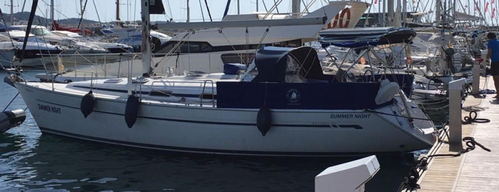 Rental Sailboat in Ibiza - Bavaria Bavaria 40