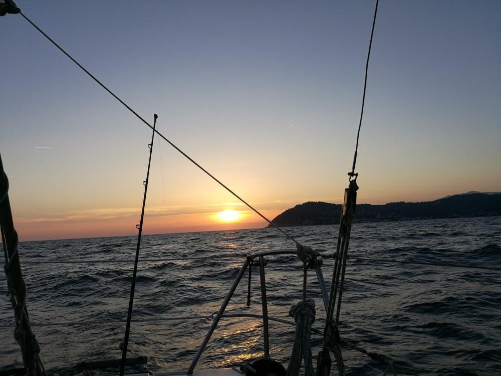 Boat rental Ponza cheap Modulo 35