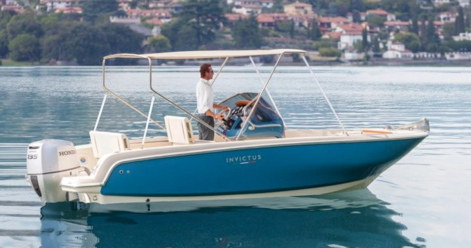 Hire Motorboat with or without skipper Cantieri Agay