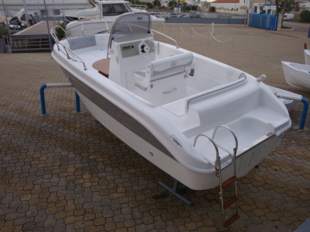 Salmeri Syros 190 between personal and professional Milazzo