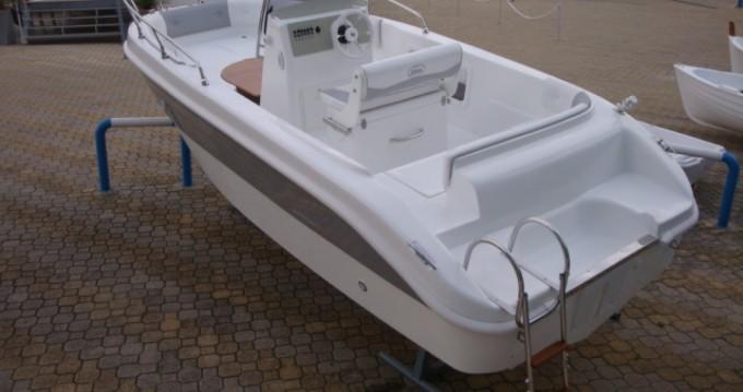 Rental yacht Milazzo - Salmeri Syros 190 on SamBoat