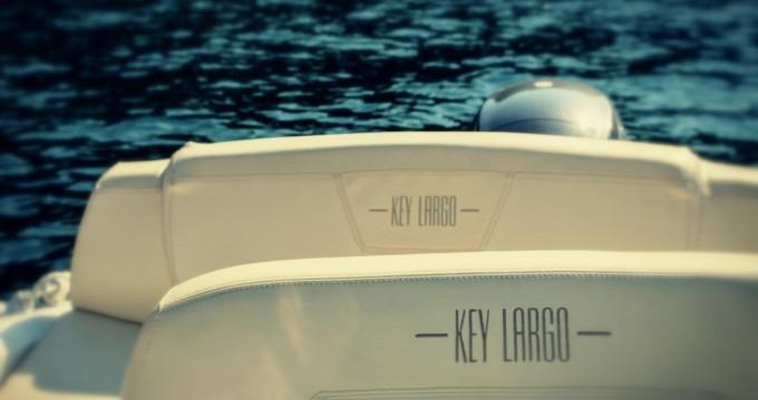 Rent a Sessa Marine Key Largo One Milazzo