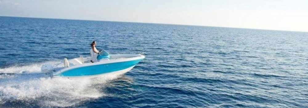Rental Motor boat in Milazzo - Sessa Marine Key Largo One