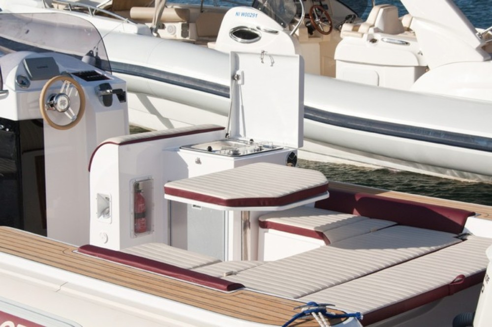 Rental yacht Milazzo - Seapower Gt750x GOMMONE SEAPOWER GT750x on SamBoat
