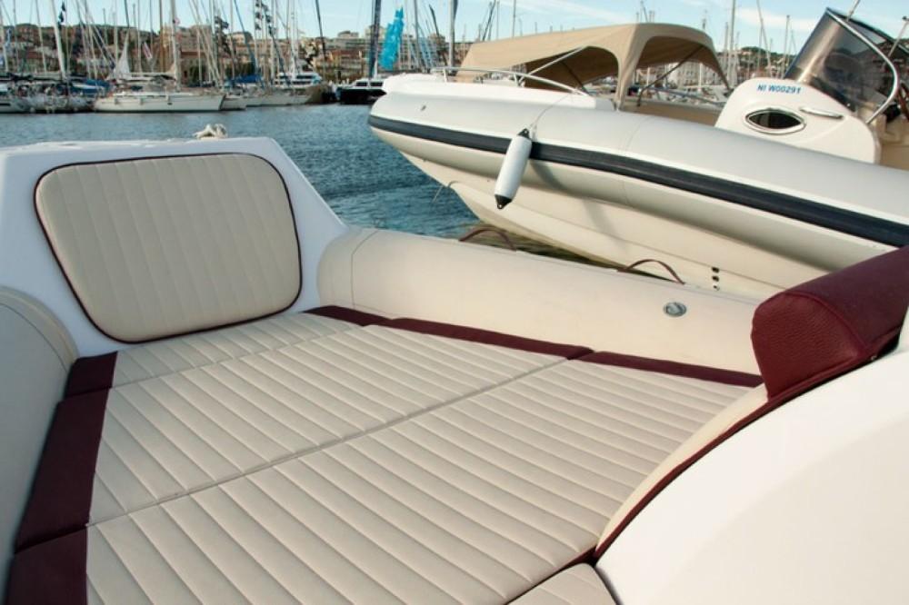 Boat rental Milazzo cheap GOMMONE SEAPOWER GT750x