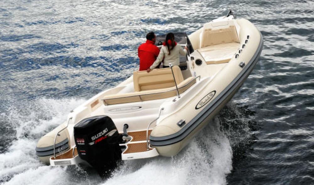 Rental yacht Milazzo - Maestrale 820  MAESTRALE 820  on SamBoat