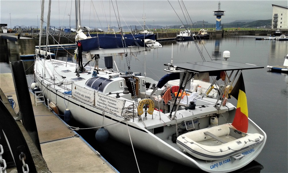 Hire Sailboat with or without skipper Leguen Hemidy Cherbourg-en-Cotentin