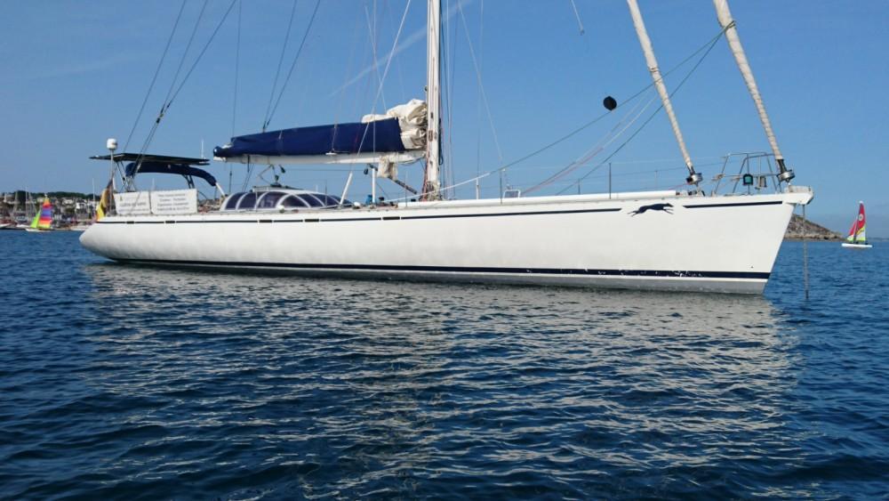 Rental Sailboat Leguen Hemidy with a permit