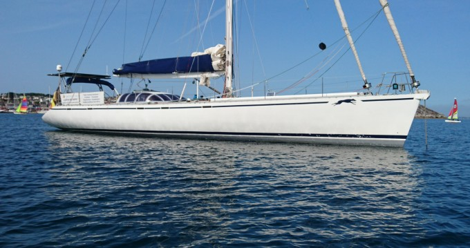 Rental yacht Cherbourg-Octeville - Leguen Hemidy levrier des mers 20,20 mtr on SamBoat