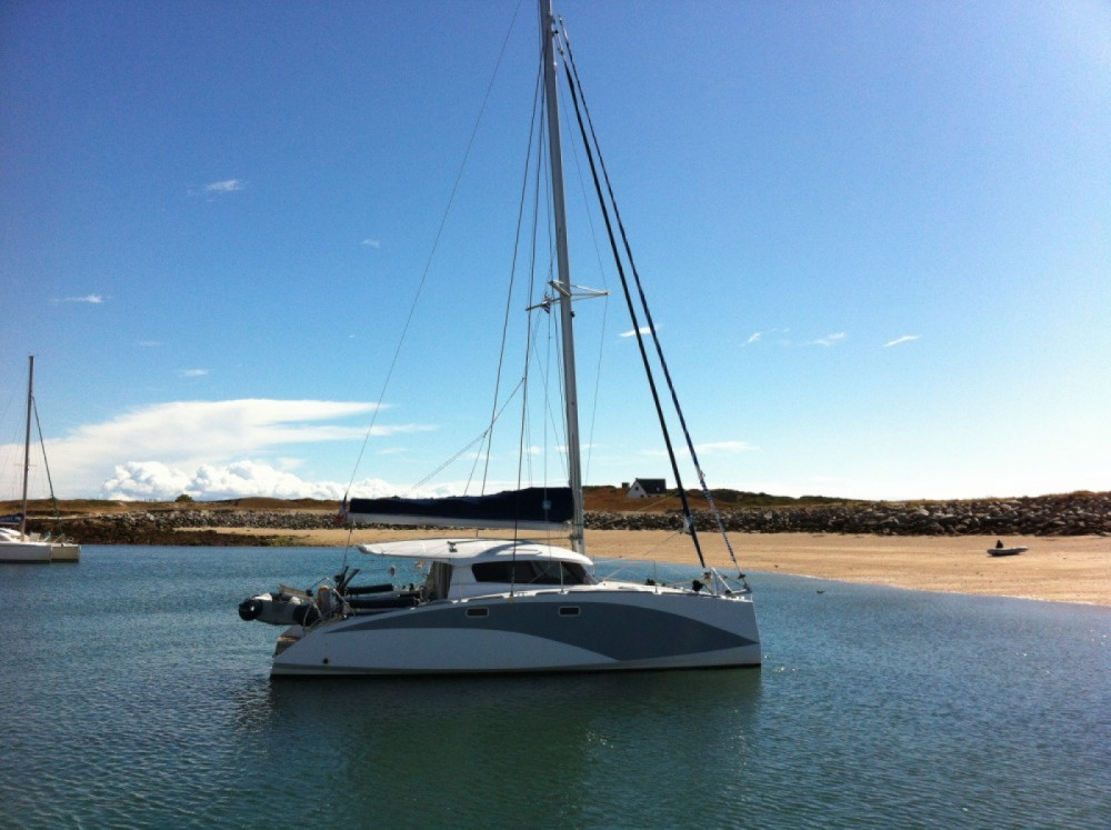 Hire Catamaran with or without skipper Indigo Yacht La Trinité-sur-Mer