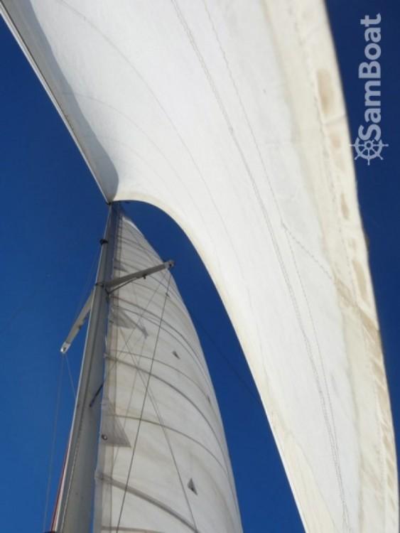 Rental Catamaran Cna with a permit