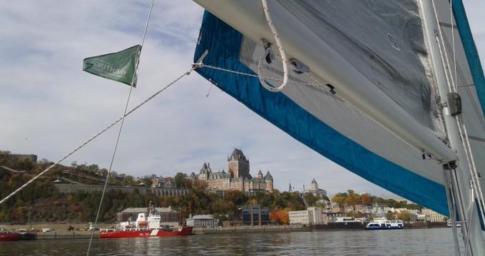 Rental Catamaran Corsair with a permit
