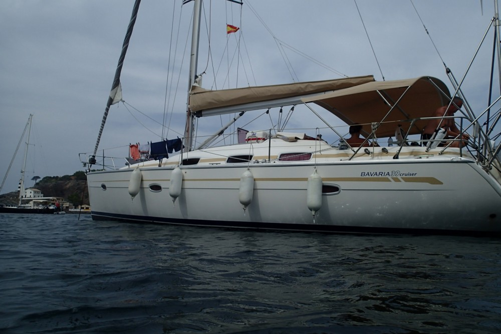 Bavaria 39 Cruiser between personal and professional Canet-en-Roussillon