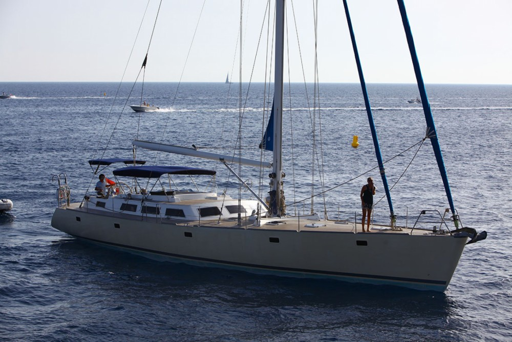 Rental Sailboat in Balearic Islands - Parsons Vd 70