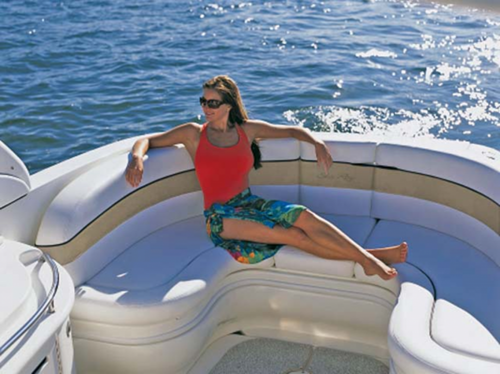 Boat rental Sea Ray Sea Ray 295 SLX in Marbella on Samboat