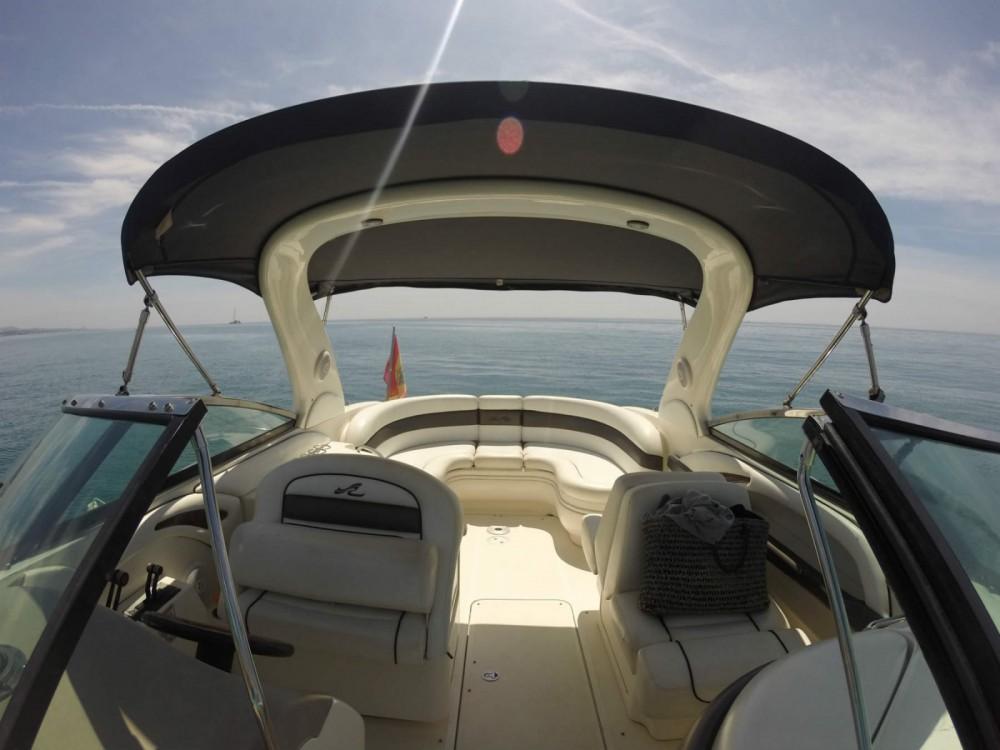 Boat rental Marbella cheap Sea Ray 295 SLX