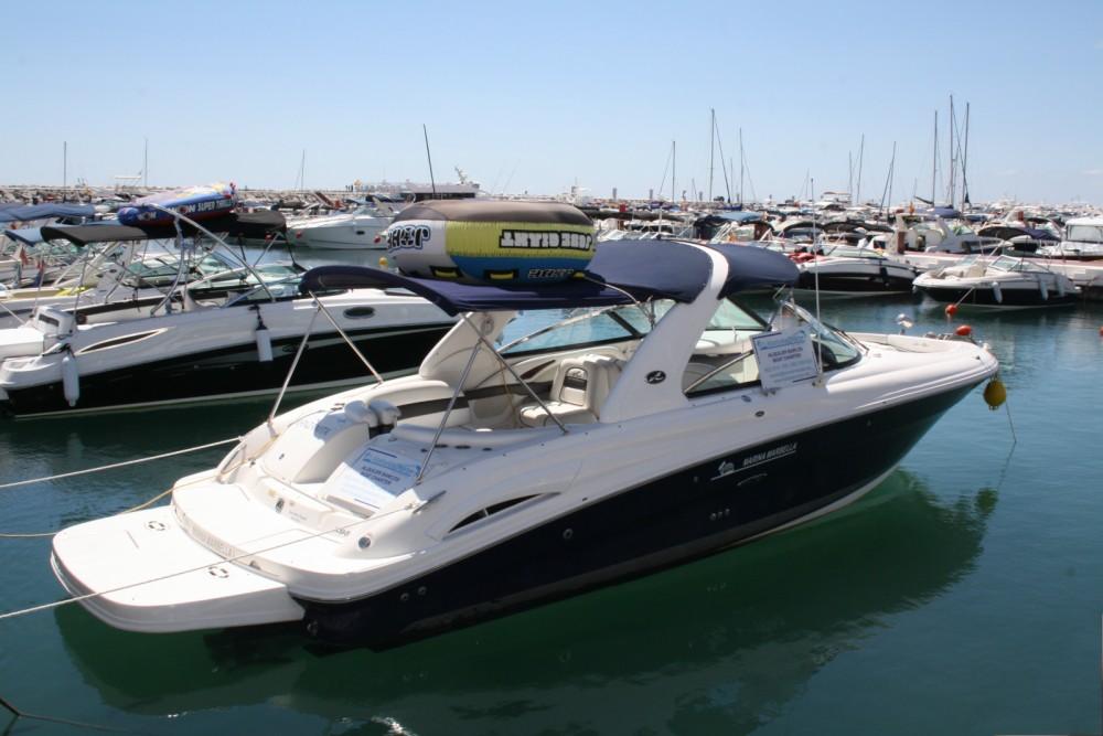 Rental yacht Marbella - Sea Ray Sea Ray 295 SLX on SamBoat