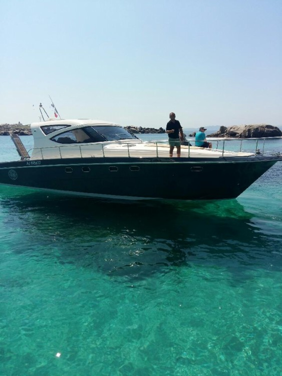 Rental Motor boat Cayman with a permit