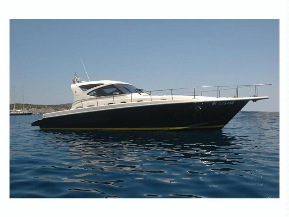 Rent a Cayman 43 Porto-Vecchio