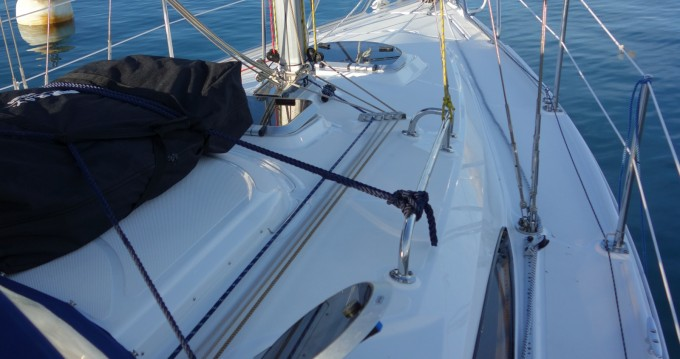 Rental Sailboat Tesyacht  with a permit