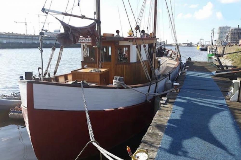 Hire Sailboat with or without skipper Chantier Norvégien Stavanger Ville de Bruxelles - Stad Brussel