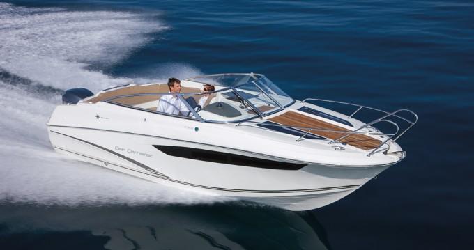 Rental yacht Hyères - Jeanneau Cap Camarat 7.5 DC on SamBoat