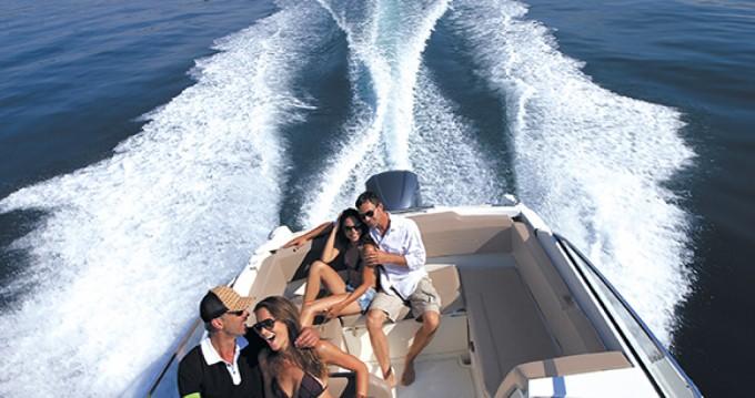 Boat rental Hyères cheap Cap Camarat 7.5 DC