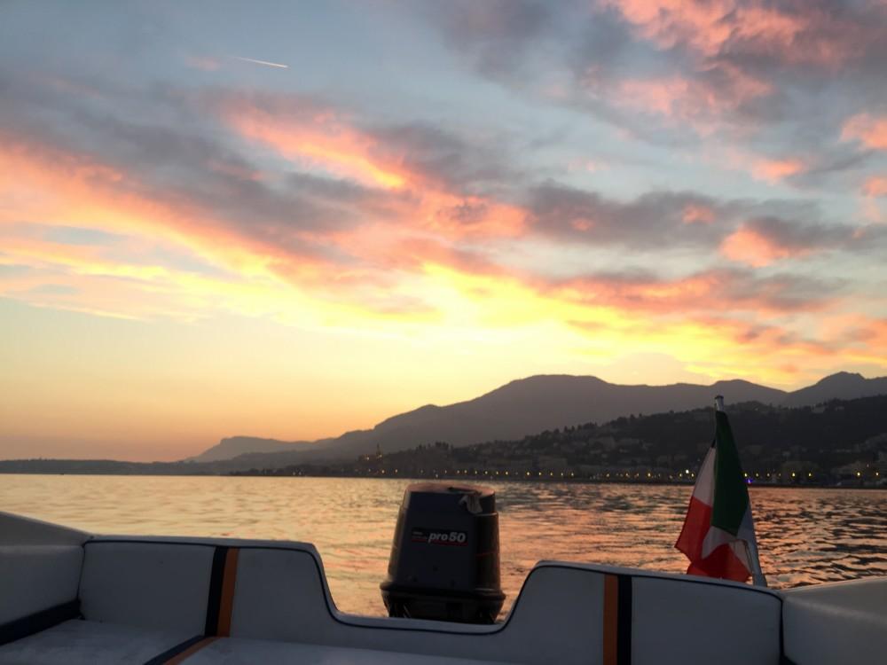 Rental yacht Menton - Rio Rio 450 on SamBoat