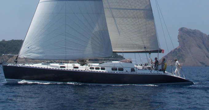 Launet 55 between personal and professional Le Marin