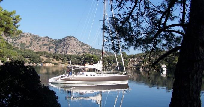 Rental yacht Le Marin - Launet 55 on SamBoat
