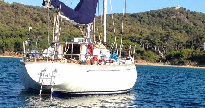Hire Sailboat with or without skipper Carter Le Grau-du-Roi