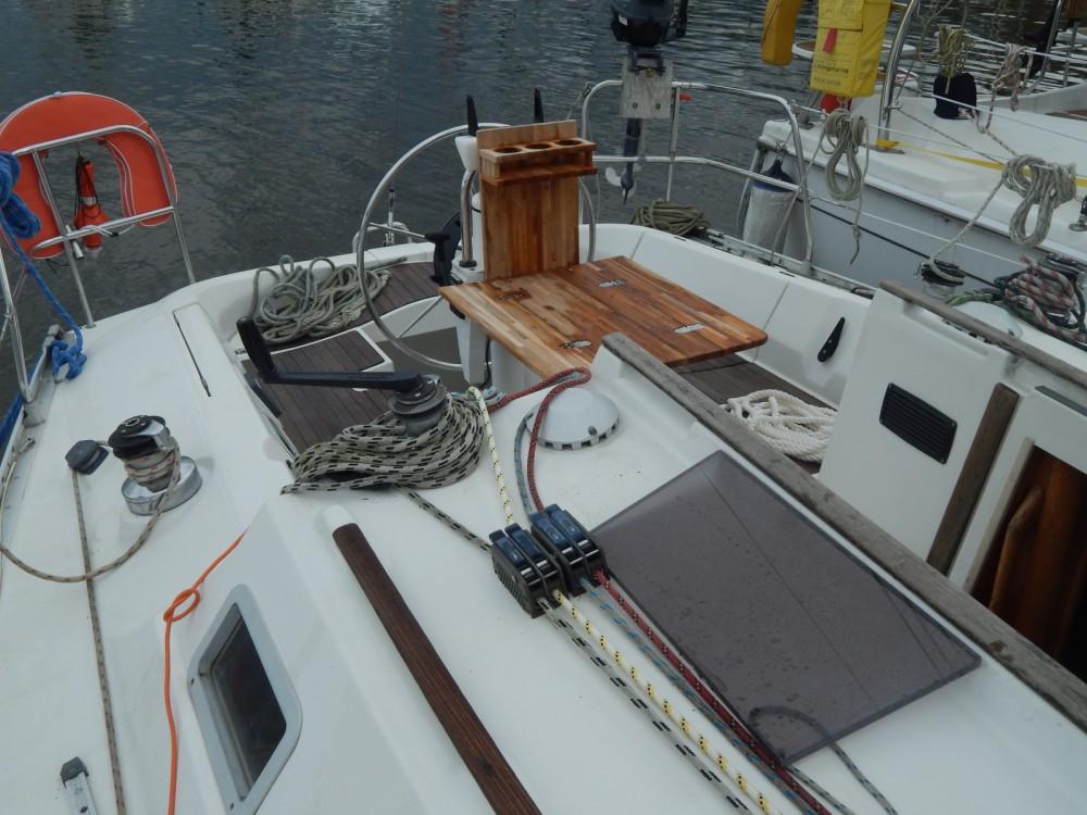 Boat rental Locmiquélic cheap Oceanis 350