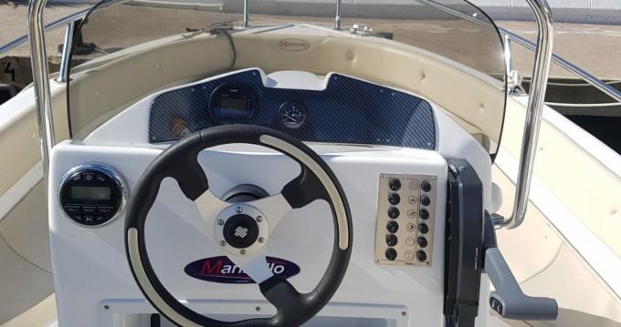Rental Motorboat in Altea - Marinello Fisherman 16