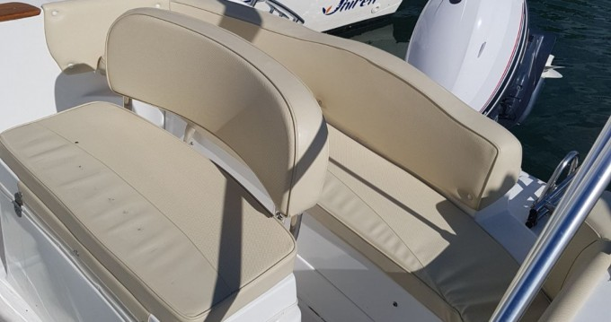 Hire Motorboat with or without skipper Marinello Altea