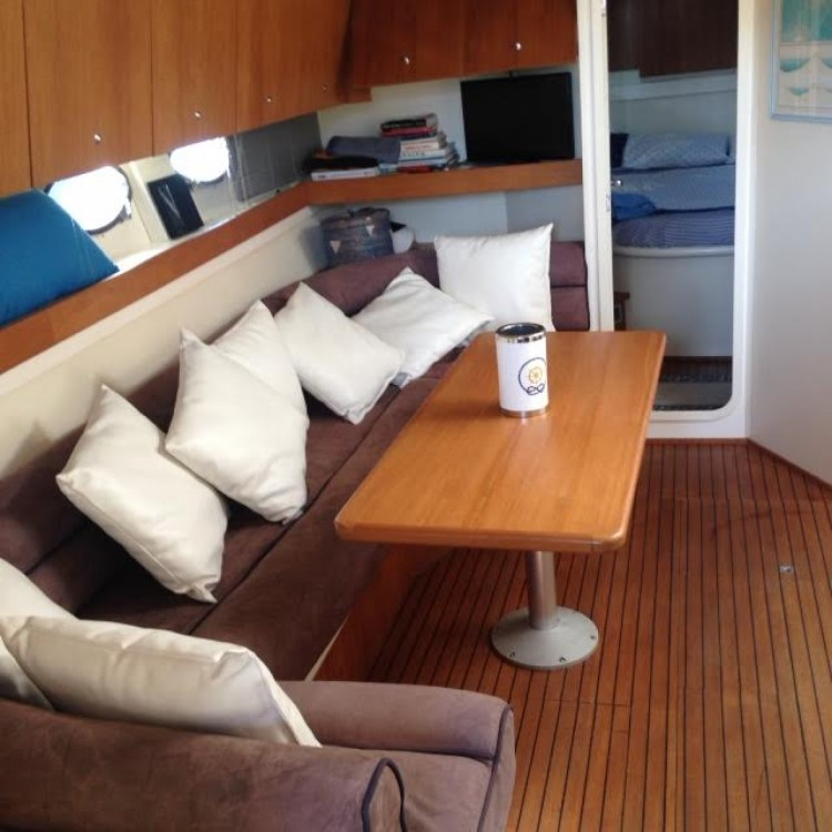 Boat rental Italcraft Ipanema 53 in San Felice Circeo on Samboat