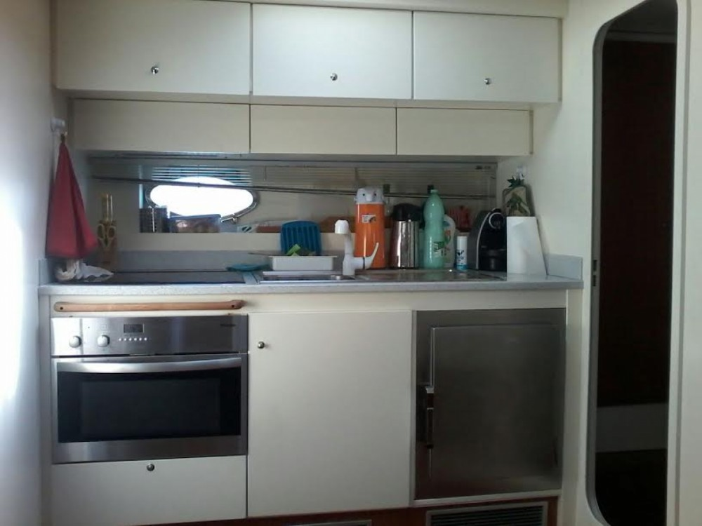 Motor boat for rent San Felice Circeo at the best price