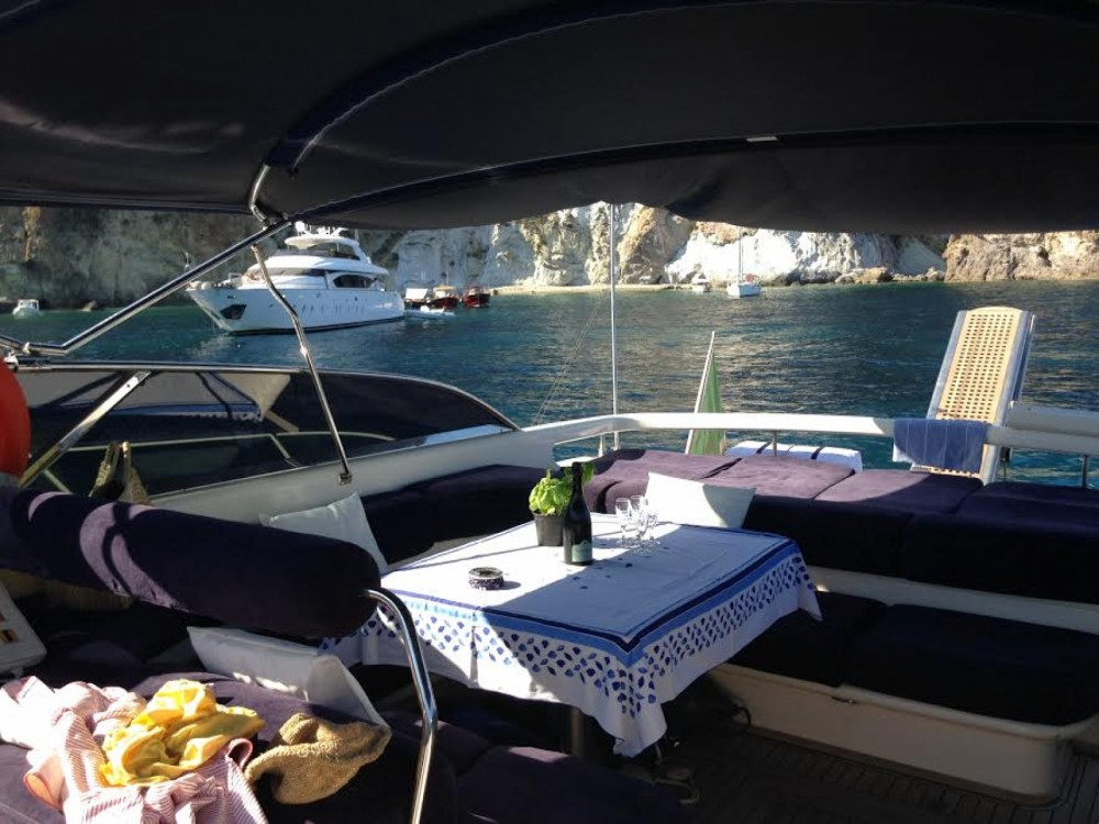 Hire Motor boat with or without skipper Italcraft San Felice Circeo