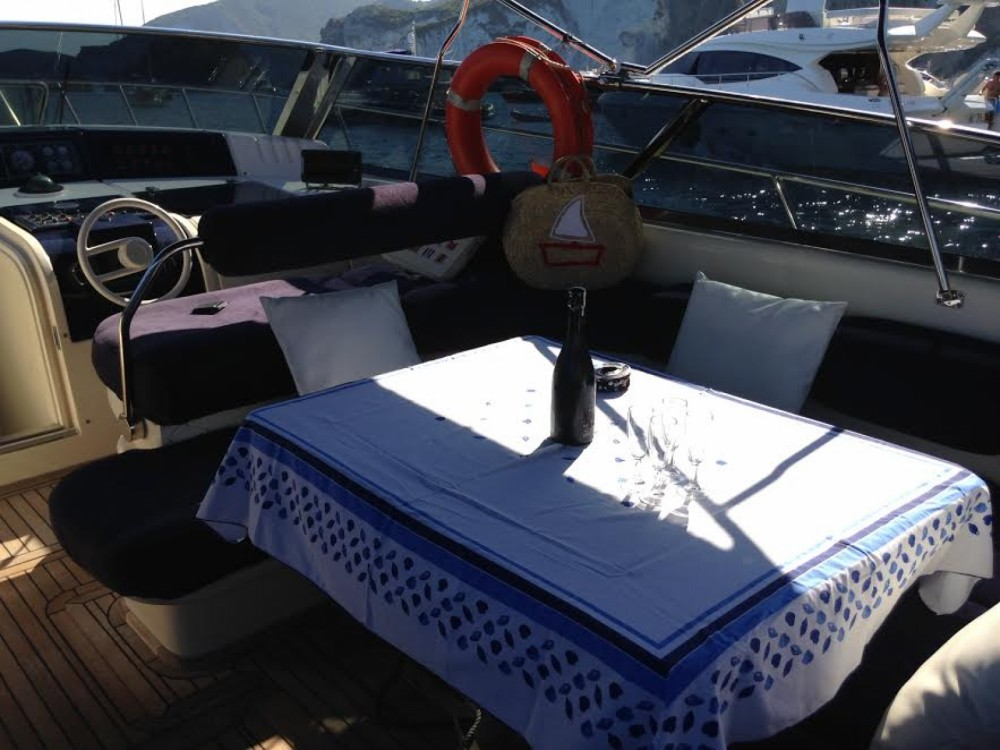 Rental Motor boat Italcraft with a permit